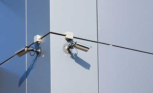 Sledovací kamery